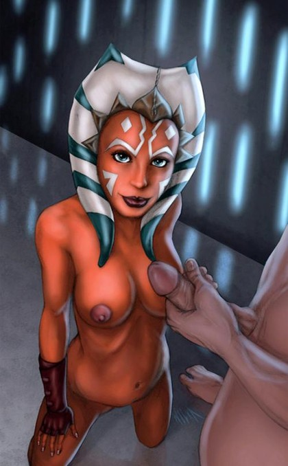 Cartoon Star Wars The Clone Wars Porn