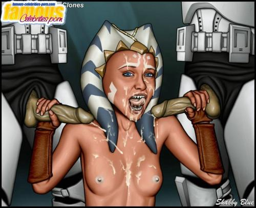 Naked Star Wars Sex. Some of those Star Wars characters that cannot suppress ...