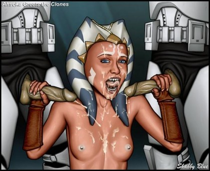 Star Wars Cartoon Sex