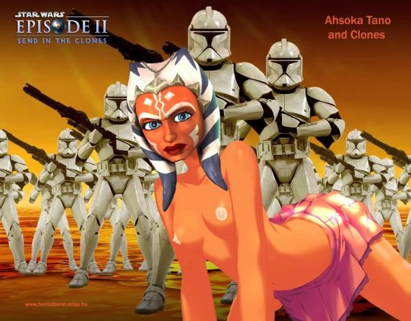 Star Wars Hentai