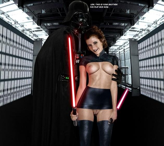 Star Wars Sex Fanfic